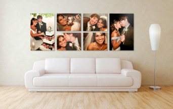 Canvas Prints As Wall Display
